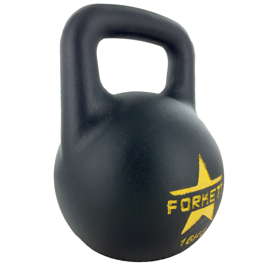 Kettlebell-All-Black-EVO-16kg-side